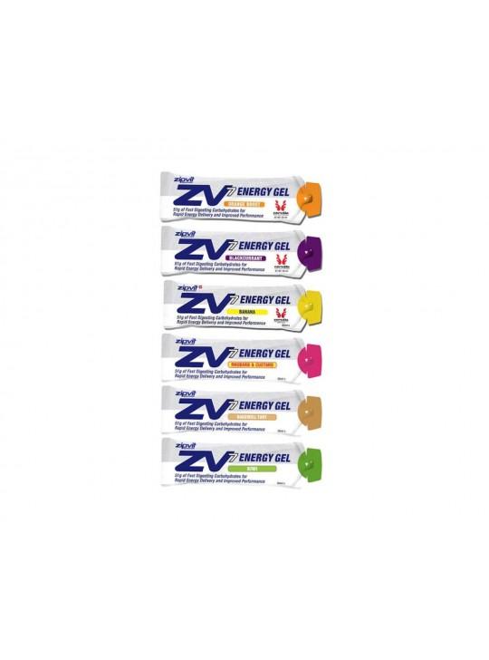 GEL ENERGETICO ZIPVIT ZV7 RHUBARB & CUSTARD