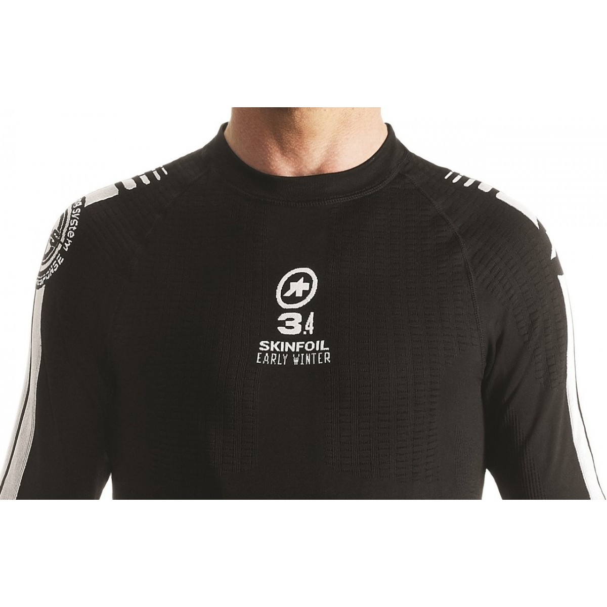 CAMISOLA INTERIOR ASSOS LS SKINFOIL EARLY WINTER EVO7 - ROUPA ... 903a3b978c8