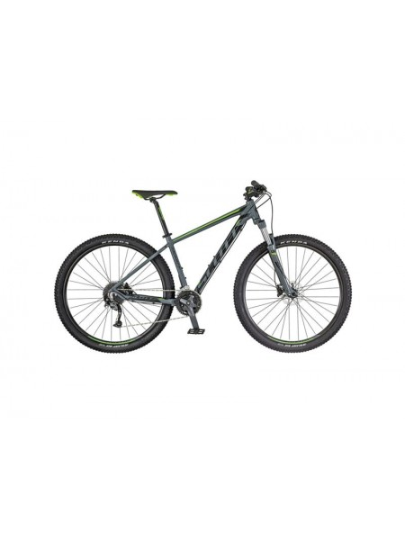 BICICLETA SCOTT ASPECT 940 GREY/GREEN 2018