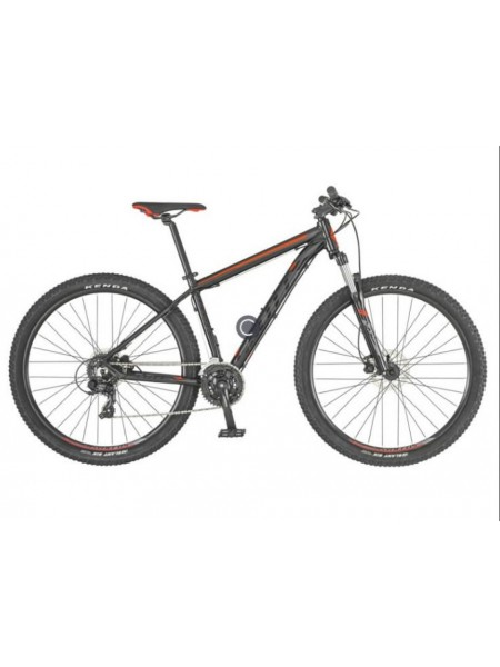 BICICLETA SCOTT ASPECT 960 BLACK/RED 2019