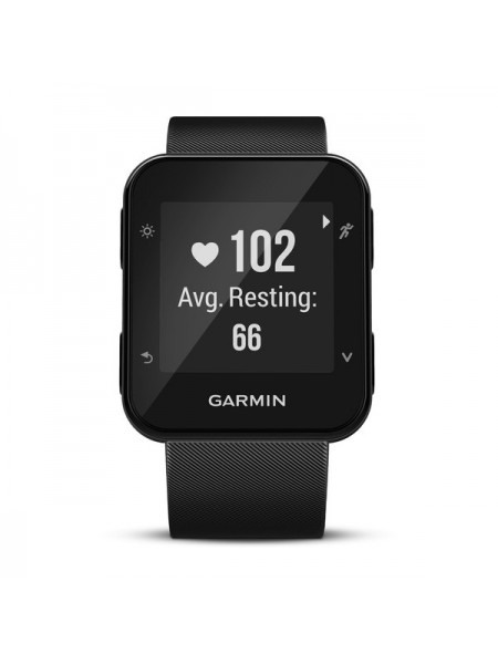 GARMIN GPS CORRIDA/TRIATLO FORERUNNER 35 PRETO