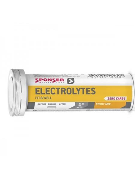 SPONSER ELECTROLYTES FRUIT MIX TUBO