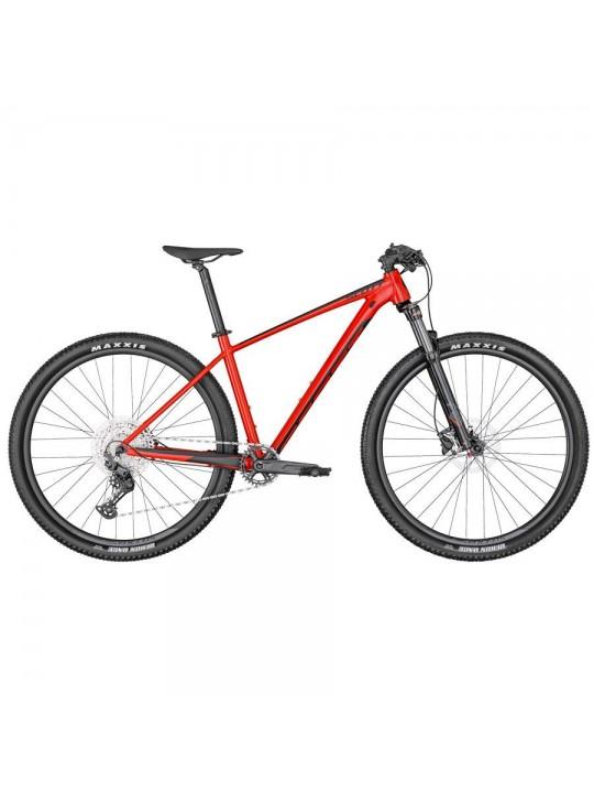BICICLETA SCOTT SCALE 980 RED 2022
