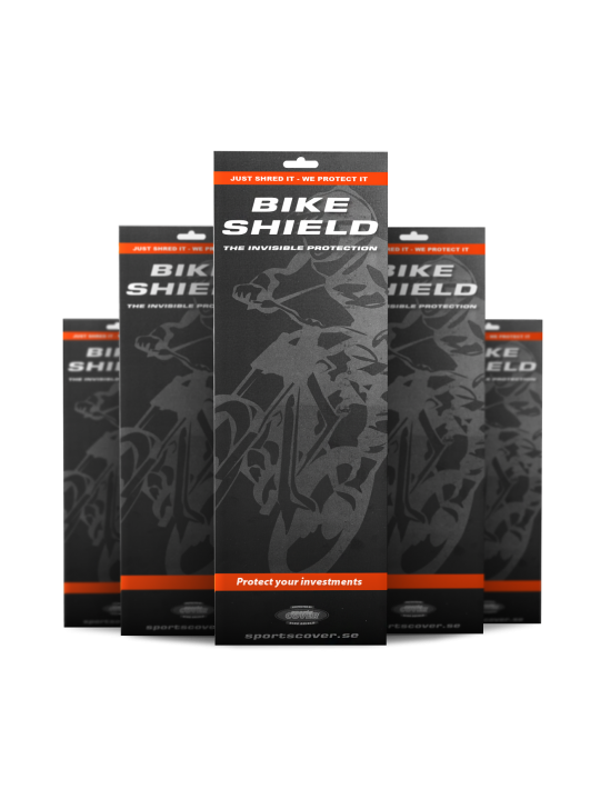 KIT BIKE SHIELD TUBE SHIELD MEDIUM
