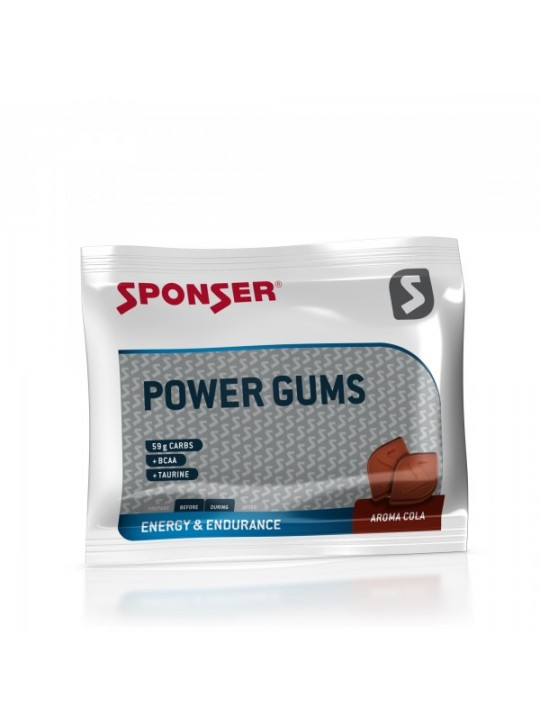 SPONSER POWER GUMS 75GR