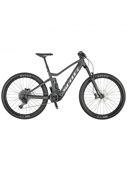 BICICLETA SCOTT STRIKE eRIDE 930 BLACK 2021