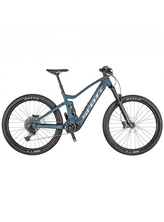 BICICLETA SCOTT STRIKE eRIDE 930 BLUE 2021