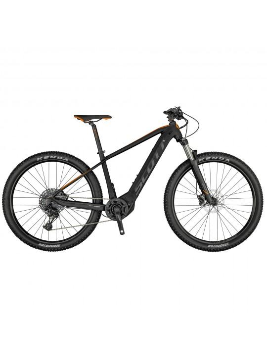 BICICLETA SCOTT ASPECT eRIDE 920 BLACK 2021