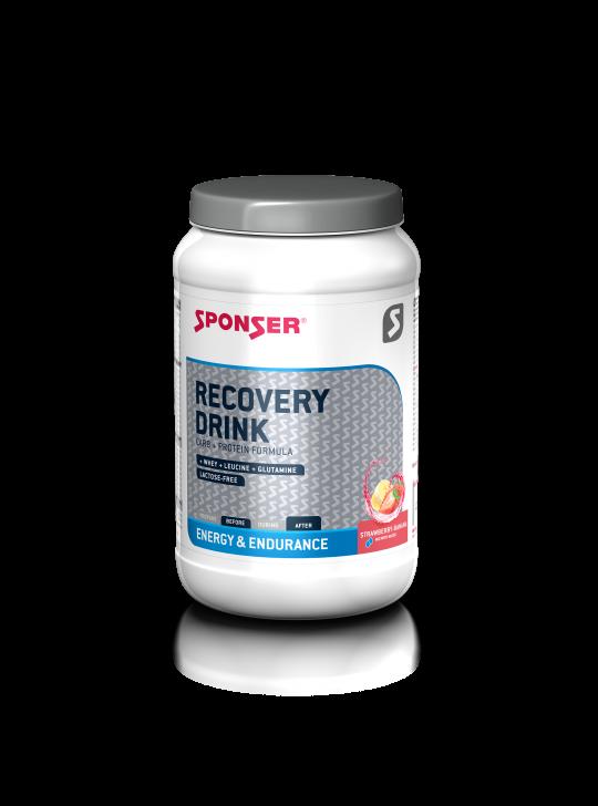 SPONSER RECOVERY DRINK MORANGO/BANANA 1.2KG