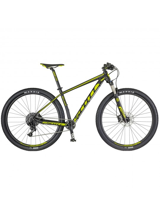 BICICLETA SCOTT SCALE 980 2018