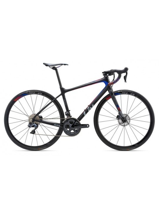 BICICLETA GIANT LIV AVAIL ADVANCED PRO 2018