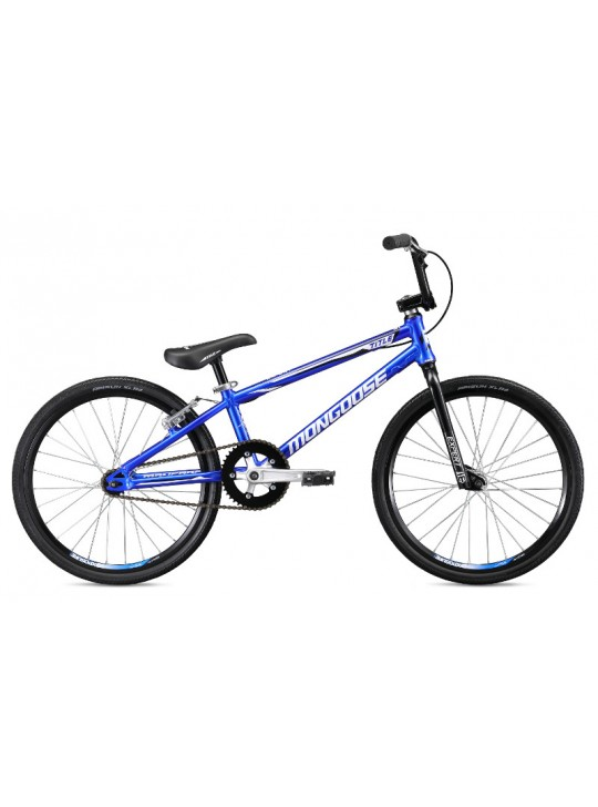 BICICLETA MONGOOSE BMX RACE TITLE EXPERT AZUL