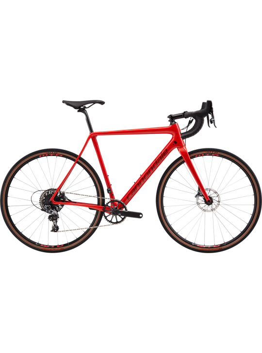 BICICLETA CANNONDALE SUPERX SE FORCE 1 2019