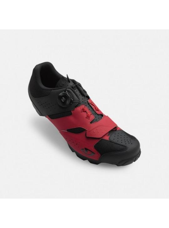 Giro Sapatos BTT Code Vr70 Red Black Compara preços