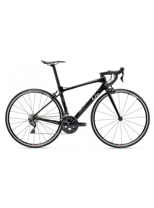 BICICLETA GIANT LIV LANGMA ADVANCED 1 2018