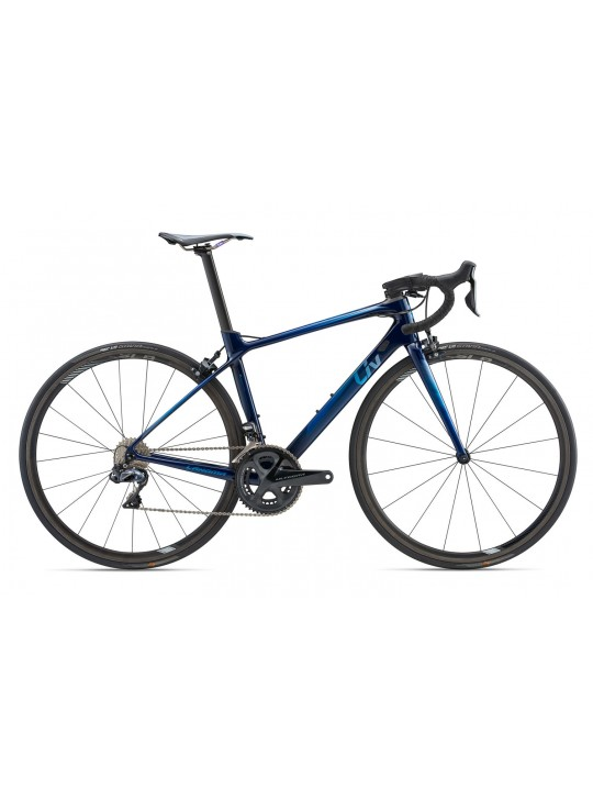 BICICLETA GIANT LIV LANGMA ADVANCED PRO 0 2018