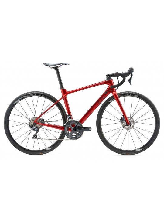 BICICLETA GIANT LIV LANGMA ADVANCED PRO 1 DISC 2018