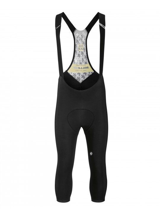 CORSARIO ASSOS KNICKERS MILLE GT SPRING/FALL BLACK SERIES