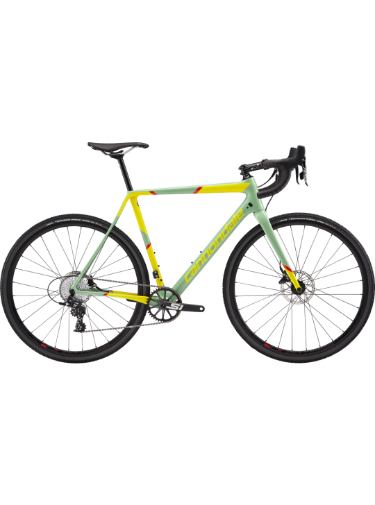BICICLETA CANNONDALE SUPERX APEX 1 2019