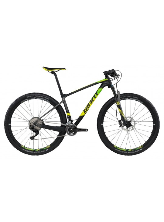 BICICLETA GIANT XTC ADVANCED 29ER 2 GE 2018