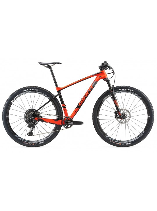 BICICLETA GIANT XTC ADVANCED 29ER 1 2018