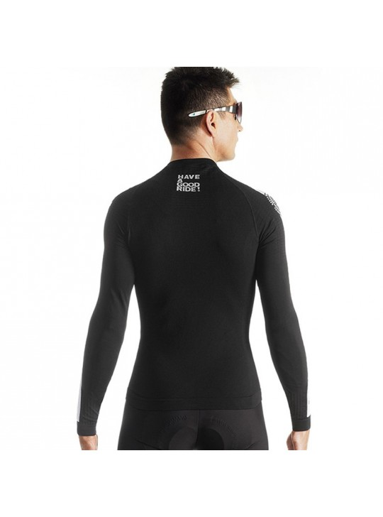CAMISOLA INTERIOR ASSOS LS SKINFOIL EARLY WINTER EVO7
