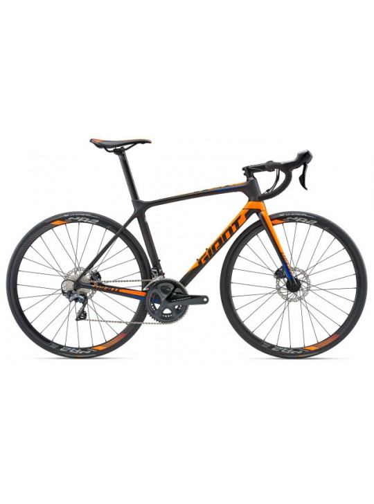 BICICLETA GIANT TCR ADVANCED 1 DISC 2018